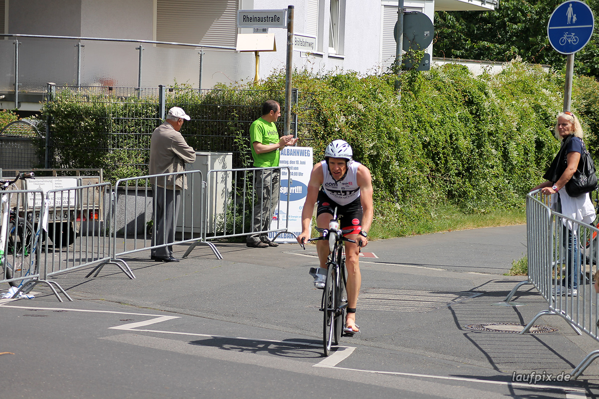Bonn Triathlon - Bike 2012 - 20