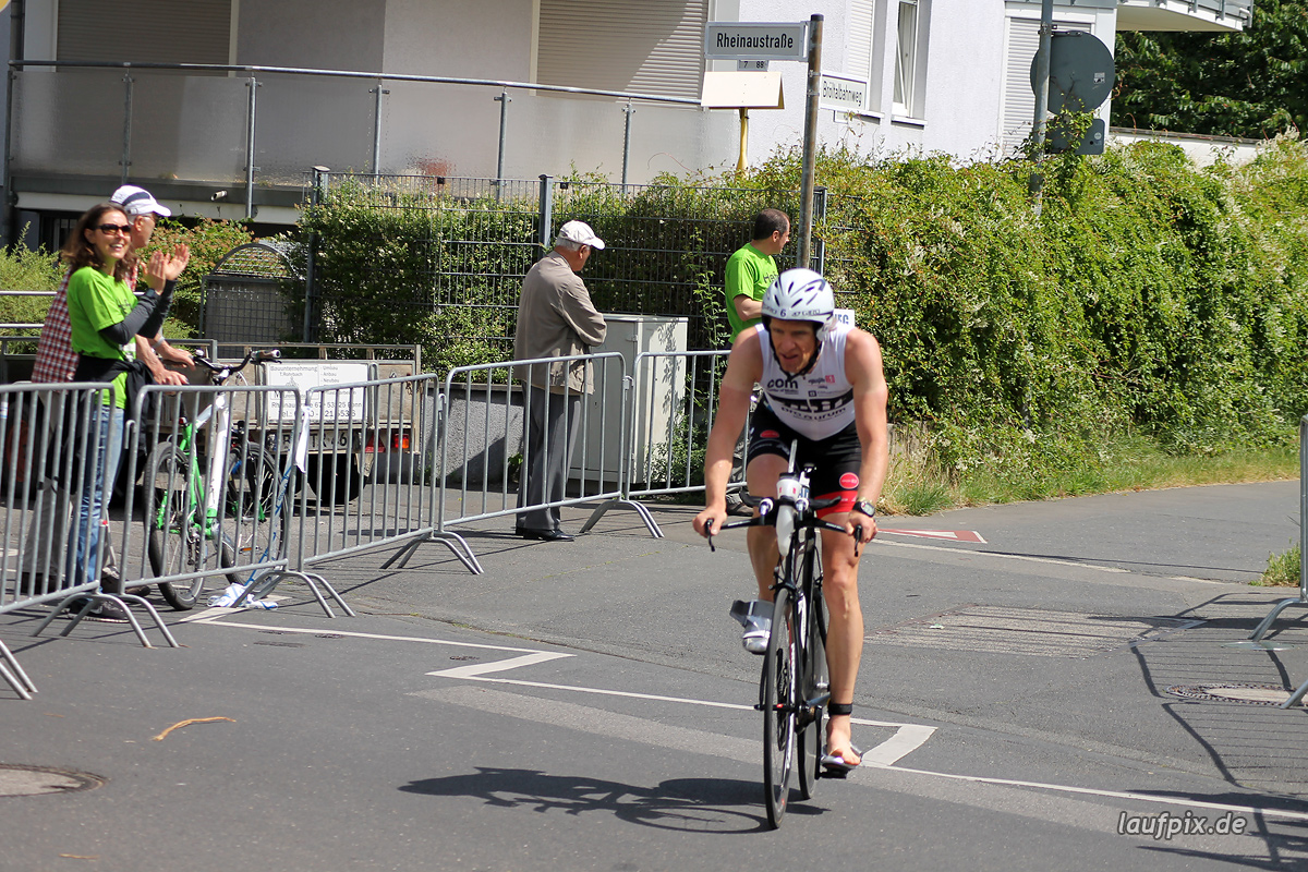 Bonn Triathlon - Bike 2012 - 21
