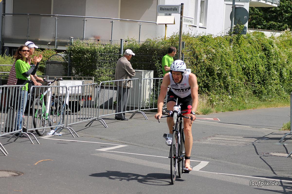 Bonn Triathlon - Bike 2012 Foto (21)