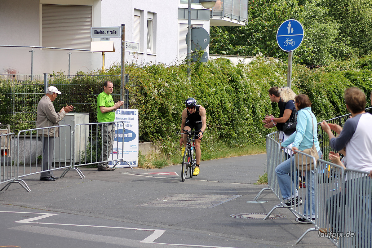 Bonn Triathlon - Bike 2012 - 23