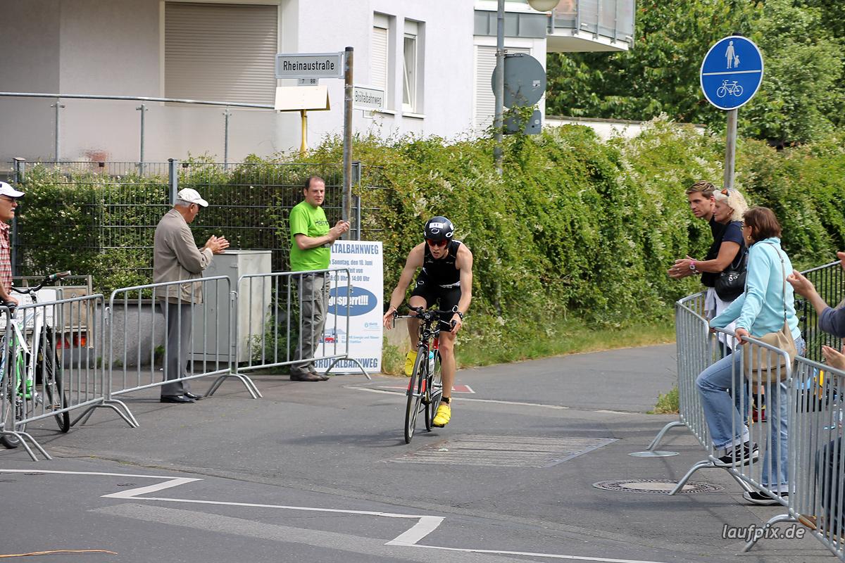Bonn Triathlon - Bike 2012 Foto (24)