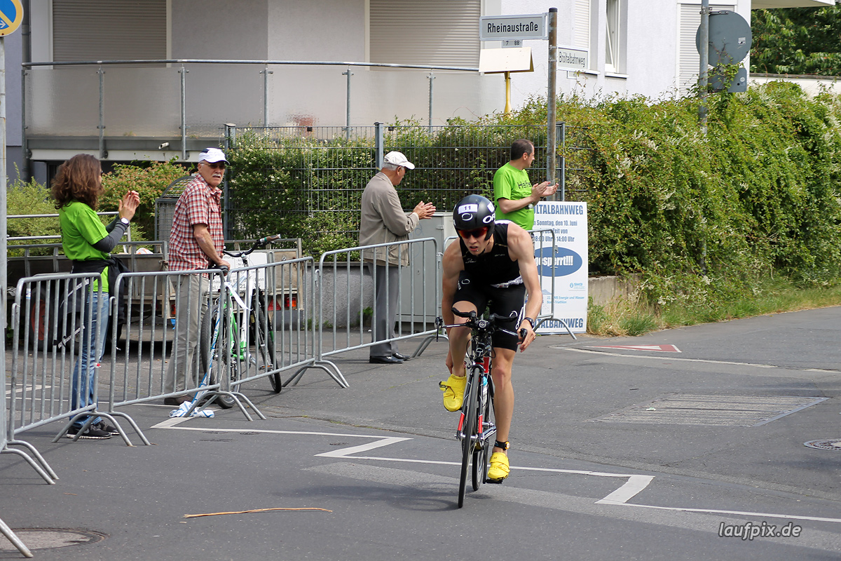 Bonn Triathlon - Bike 2012 - 26
