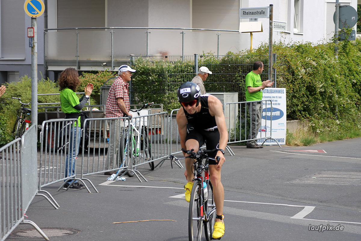 Bonn Triathlon - Bike 2012 - 27