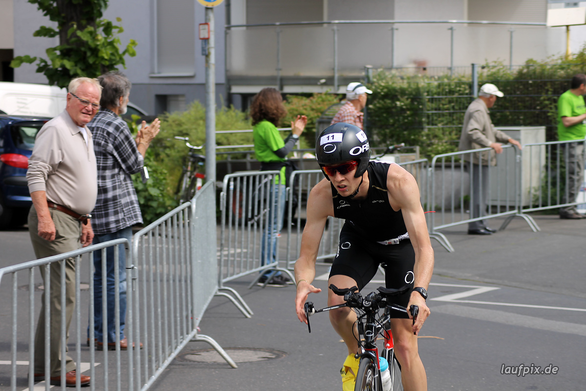Bonn Triathlon - Bike 2012 - 28