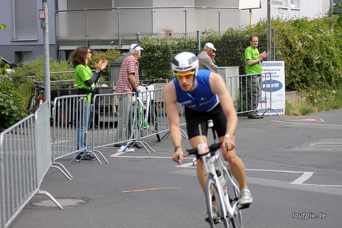 Bonn Triathlon - Bike 2012 - 31