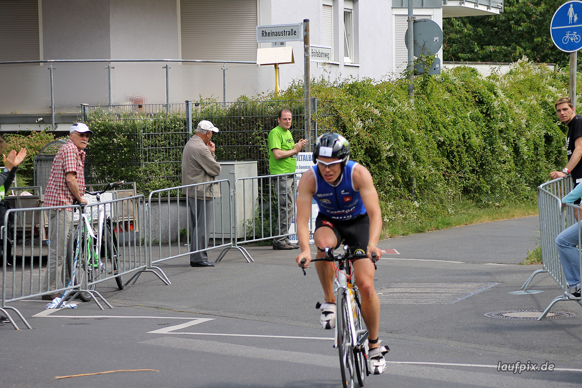 Bonn Triathlon - Bike 2012 - 32