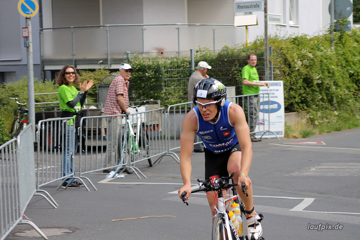 Bonn Triathlon - Bike 2012 - 33
