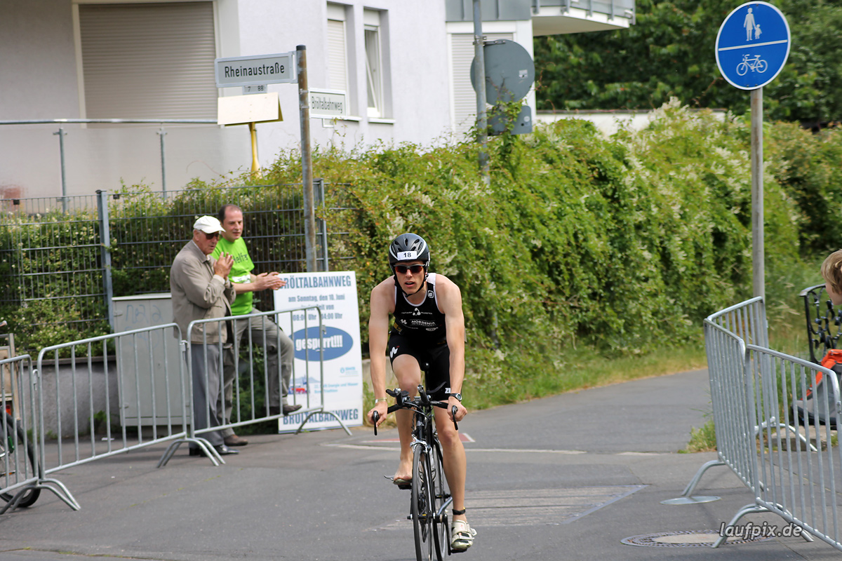 Bonn Triathlon - Bike 2012 - 34