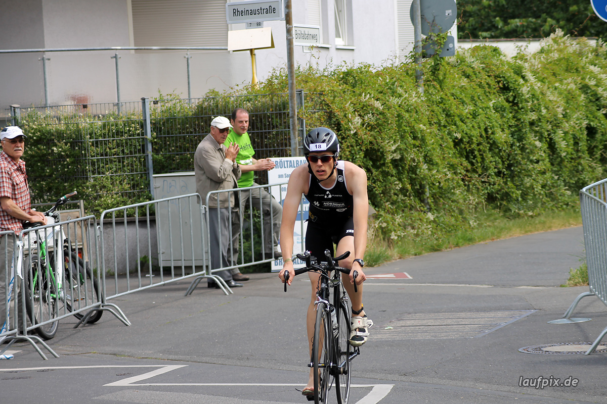 Bonn Triathlon - Bike 2012 - 35