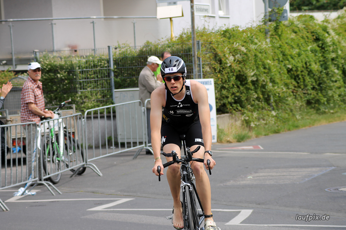 Bonn Triathlon - Bike 2012 - 36