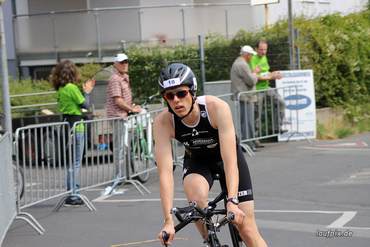 Bonn Triathlon - Bike 2012 - 37