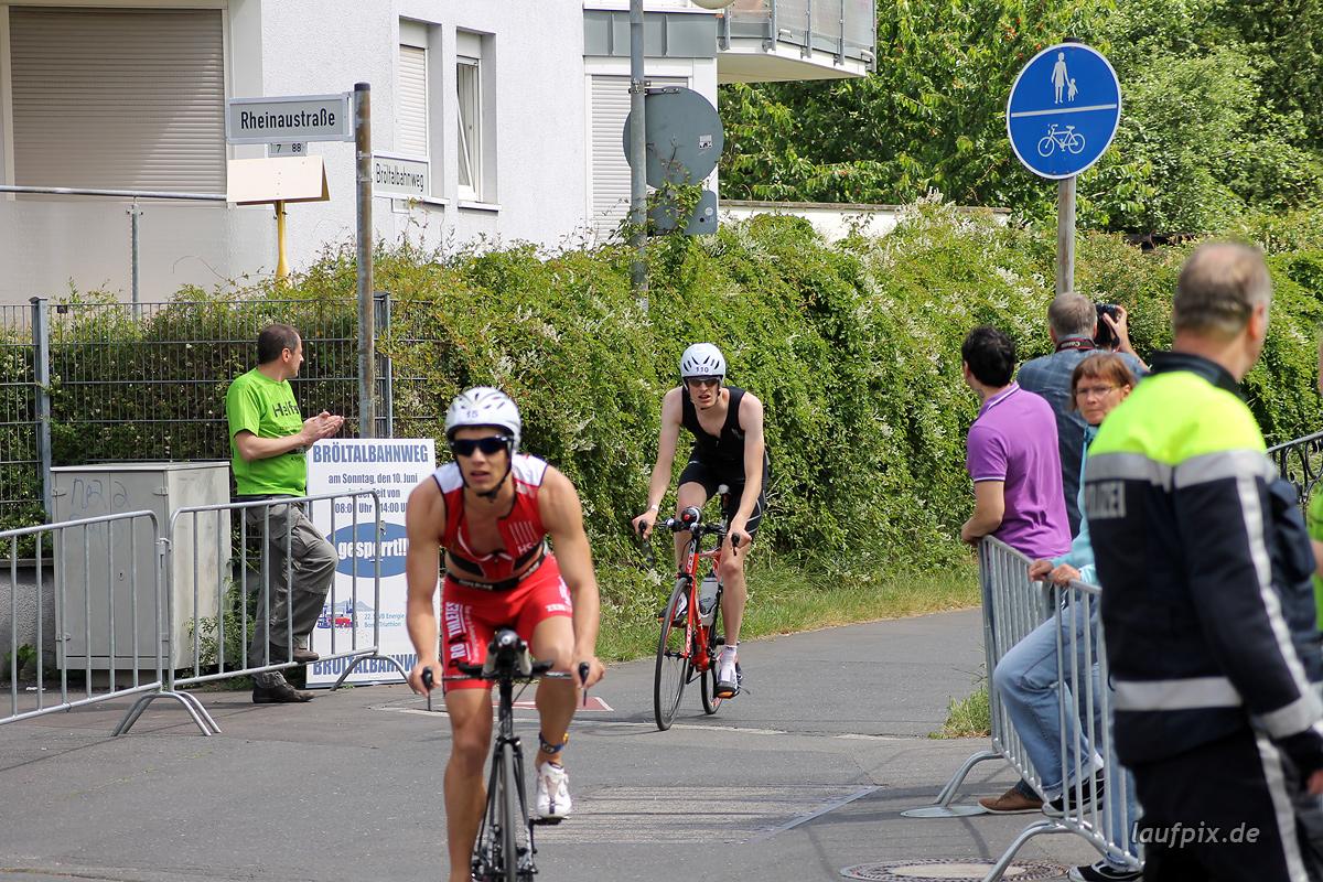 Bonn Triathlon - Bike 2012 - 38