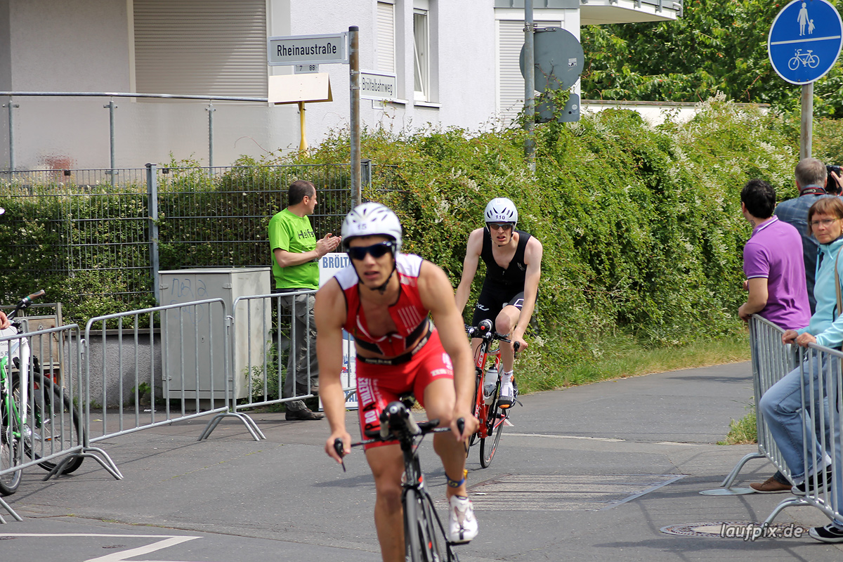 Bonn Triathlon - Bike 2012 - 39