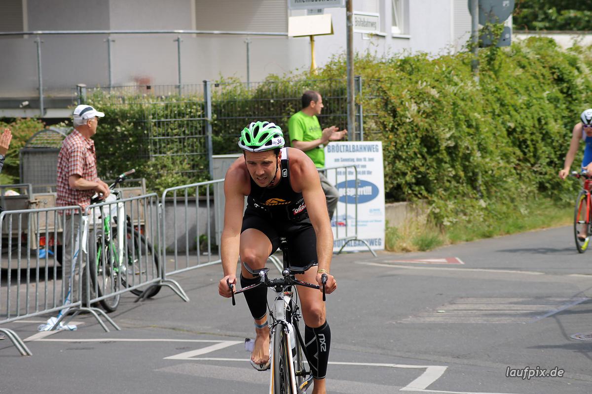 Bonn Triathlon - Bike 2012 - 45
