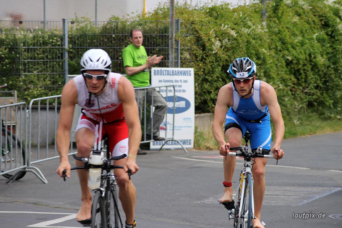 Bonn Triathlon - Bike 2012 - 54