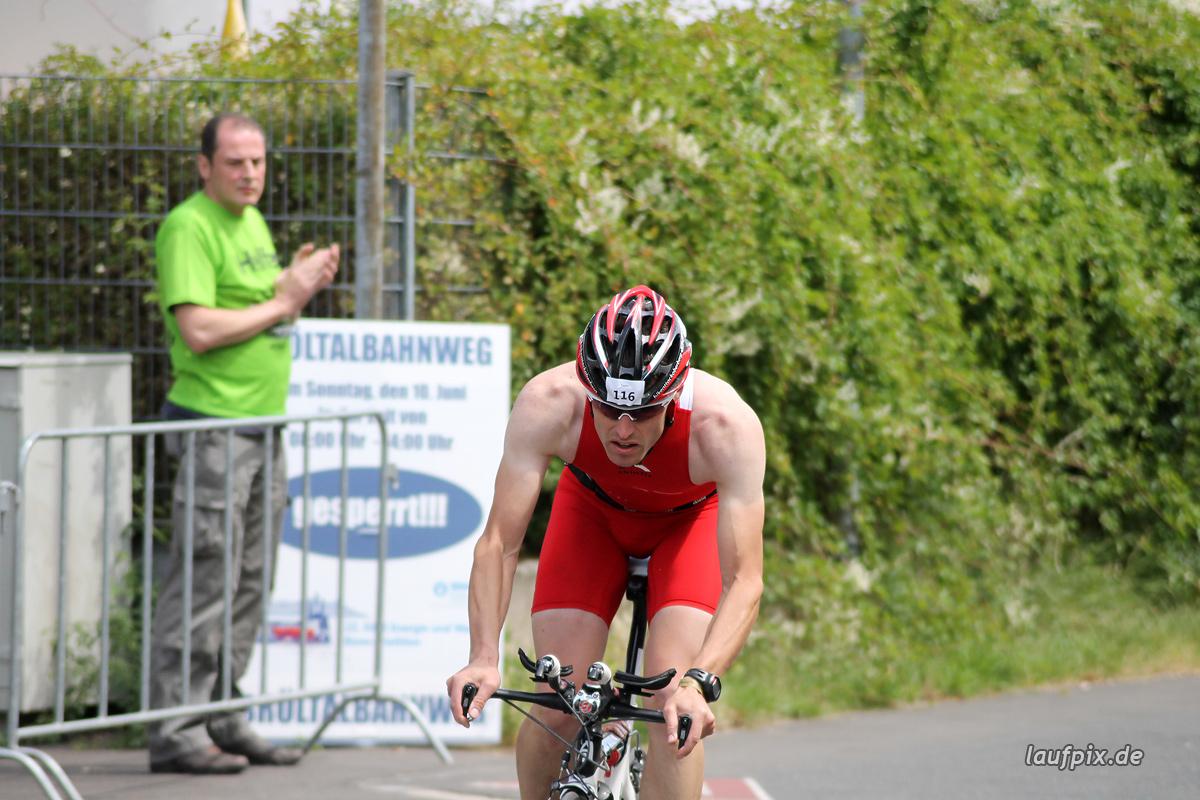 Bonn Triathlon - Bike 2012 - 128