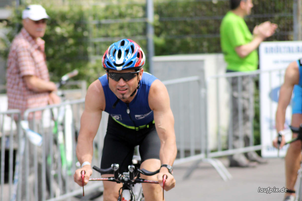 Bonn Triathlon - Bike 2012 - 158