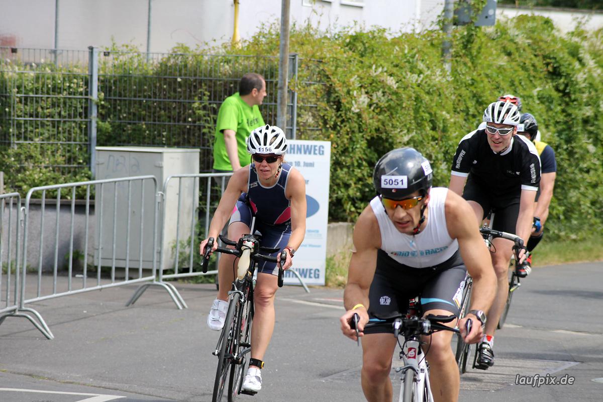 Bonn Triathlon - Bike 2012 - 289
