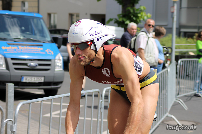 Bonn Triathlon - Bike 2012