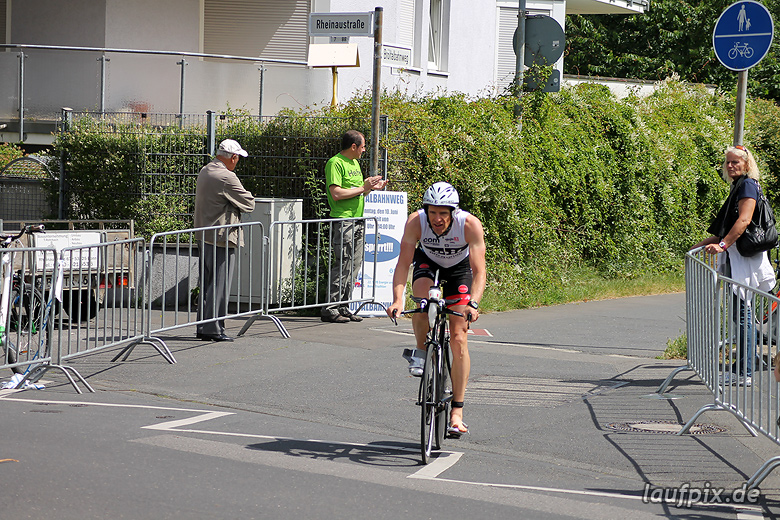 Bonn Triathlon - Bike 2012 - 20