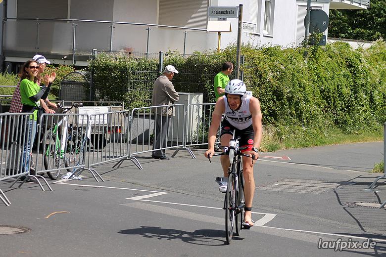 Bonn Triathlon - Bike 2012 - 21
