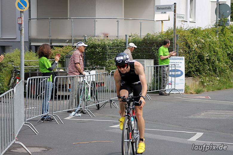 Bonn Triathlon - Bike 2012 - 27