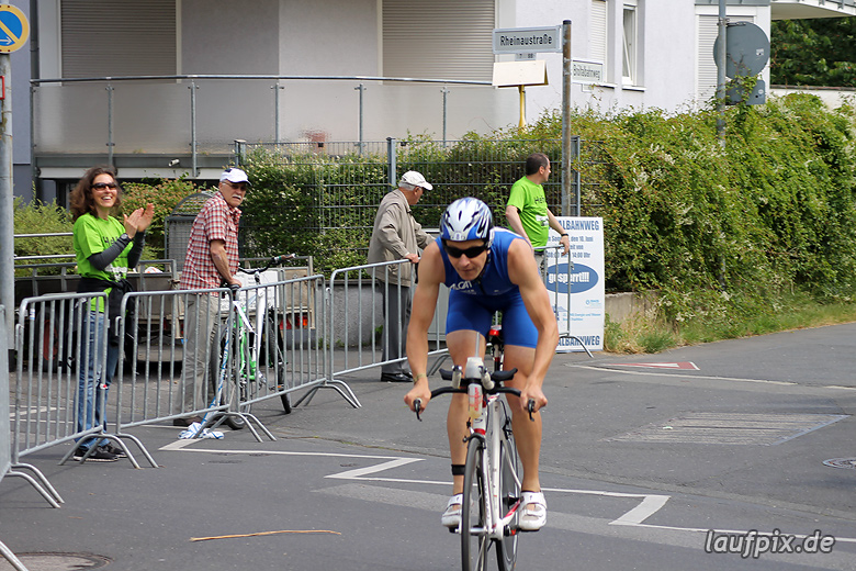 Bonn Triathlon - Bike 2012 - 30