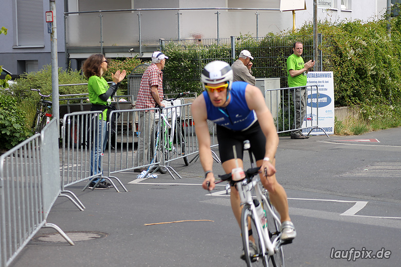 Bonn Triathlon - Bike 2012 - 31