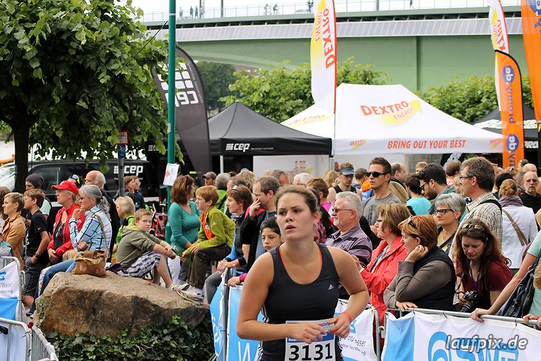 Bonn Triathlon - Run 2012 - 28