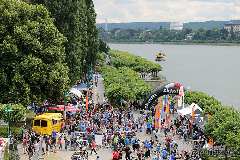 Bonn Triathlon - Run 2012 - 39