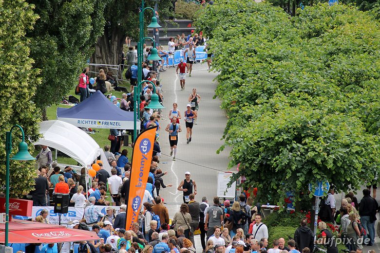 Bonn Triathlon - Run 2012 - 41
