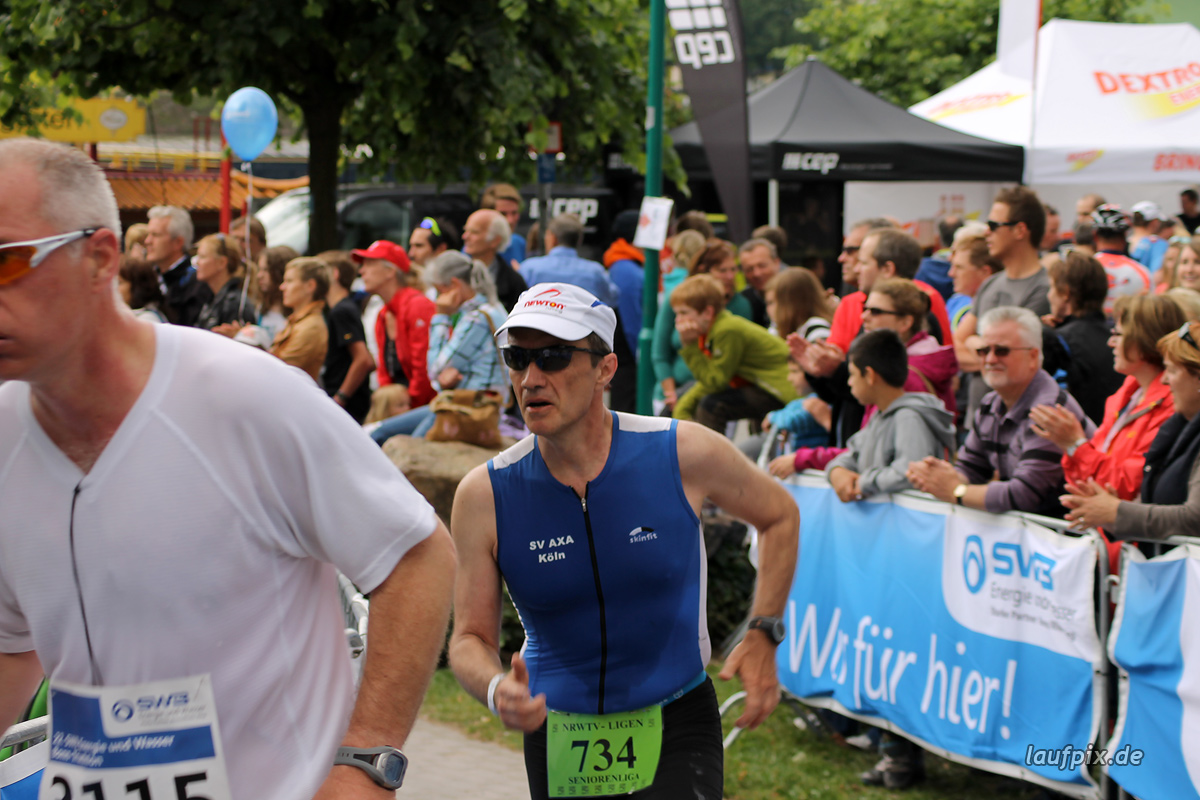 Bonn Triathlon - Run 2012 - 14