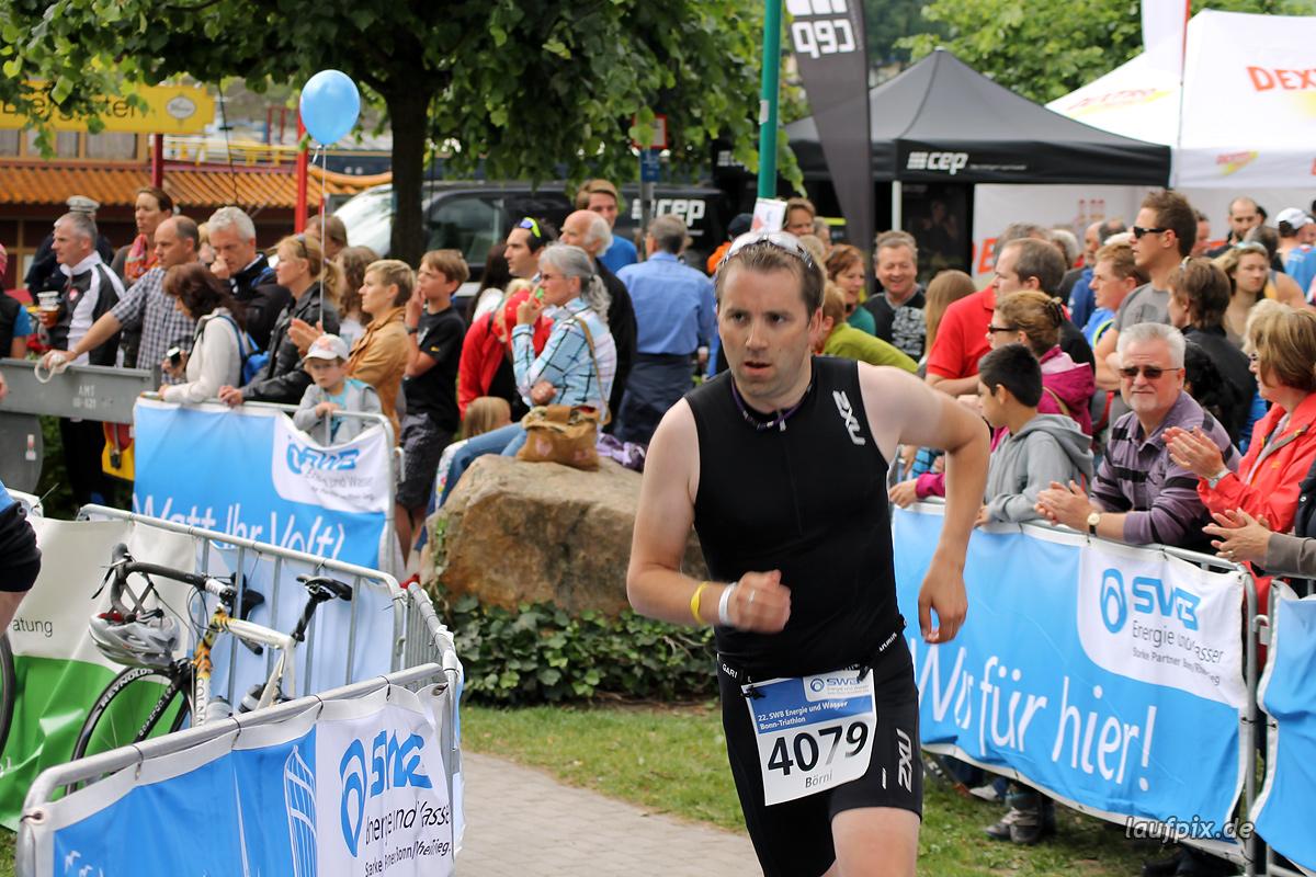 Bonn Triathlon - Run 2012 - 17