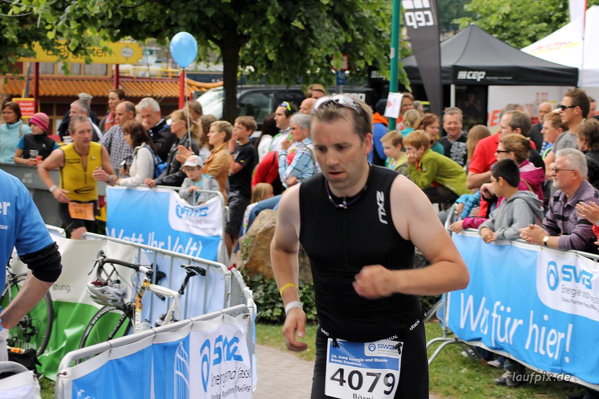 Bonn Triathlon - Run 2012 - 18