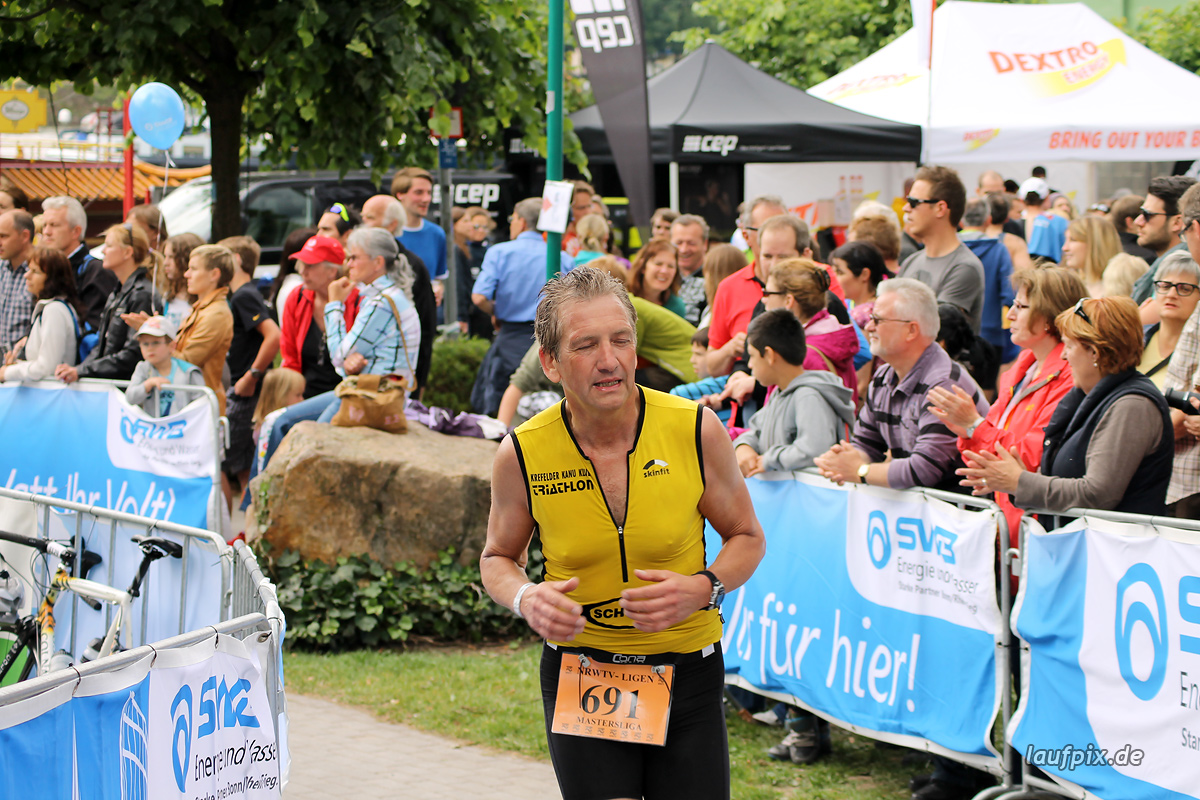 Bonn Triathlon - Run 2012 - 20