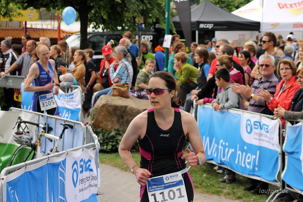 Bonn Triathlon - Run 2012 - 23