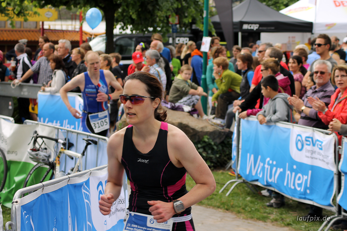 Bonn Triathlon - Run 2012 - 24