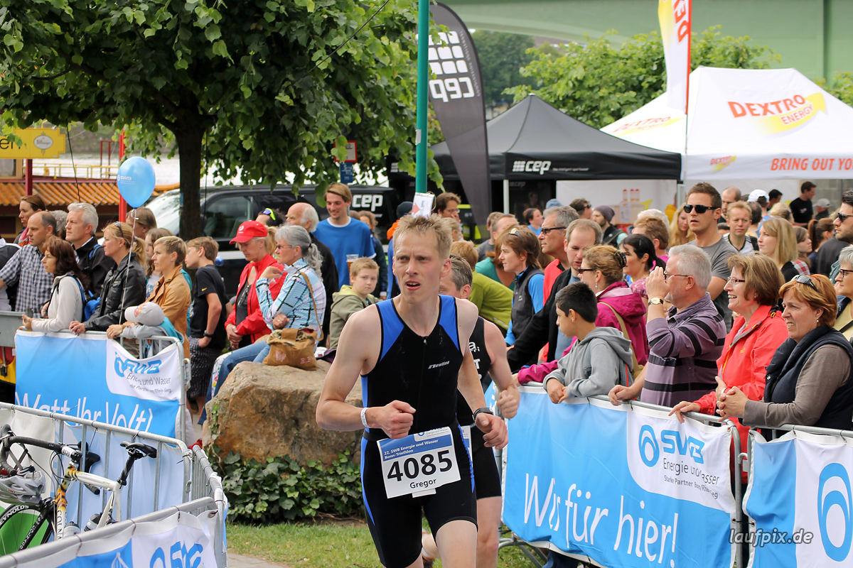 Bonn Triathlon - Run 2012 - 26
