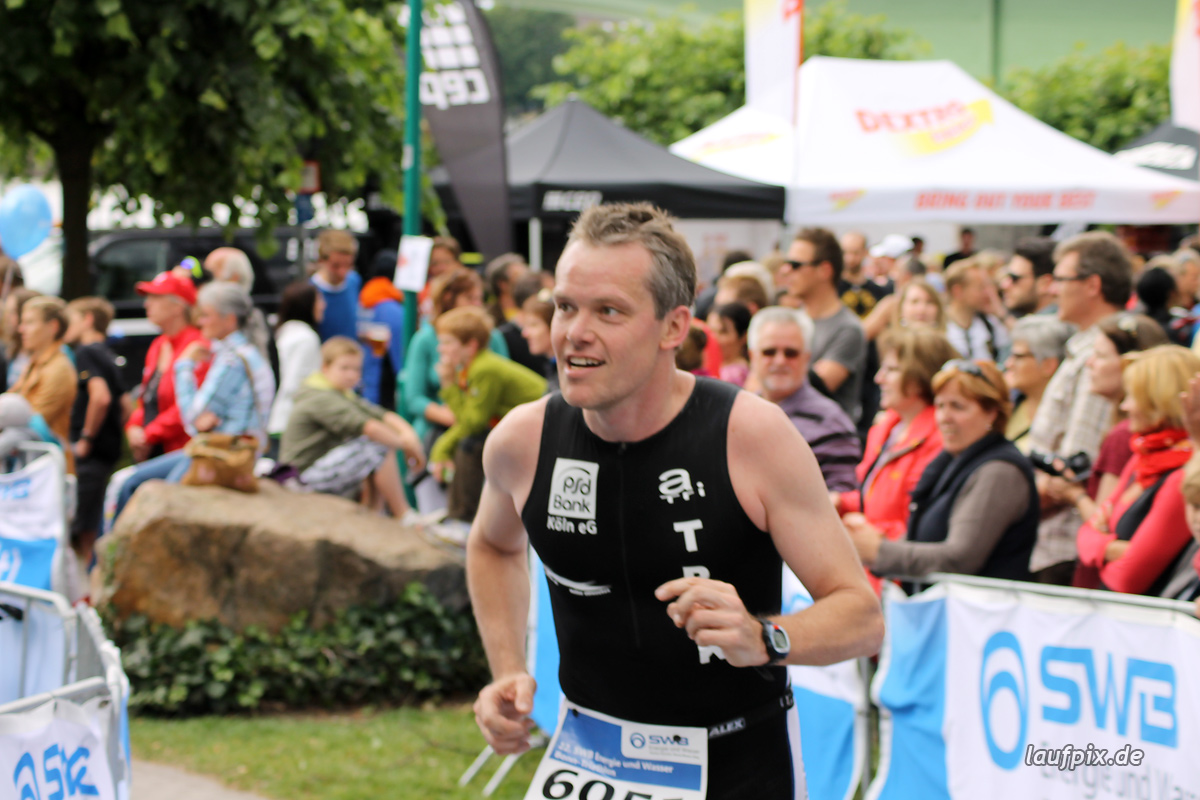 Bonn Triathlon - Run 2012 - 27