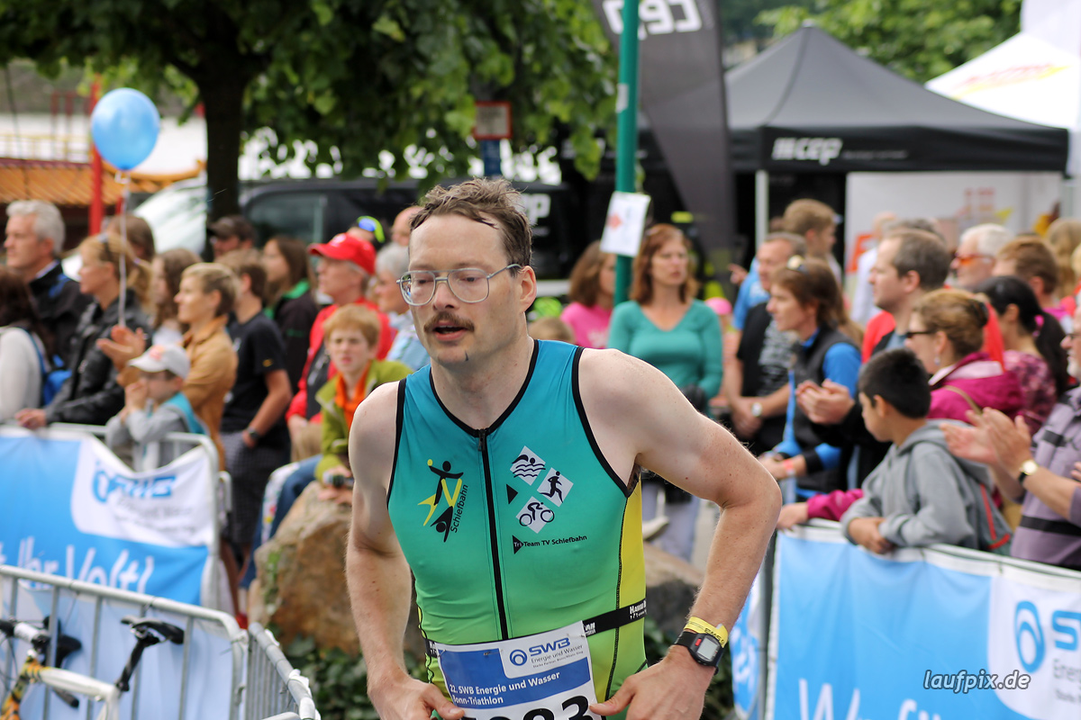 Bonn Triathlon - Run 2012 - 32