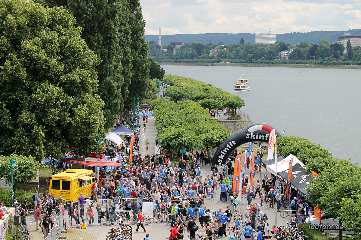 Bonn Triathlon - Run 2012 Foto (1)
