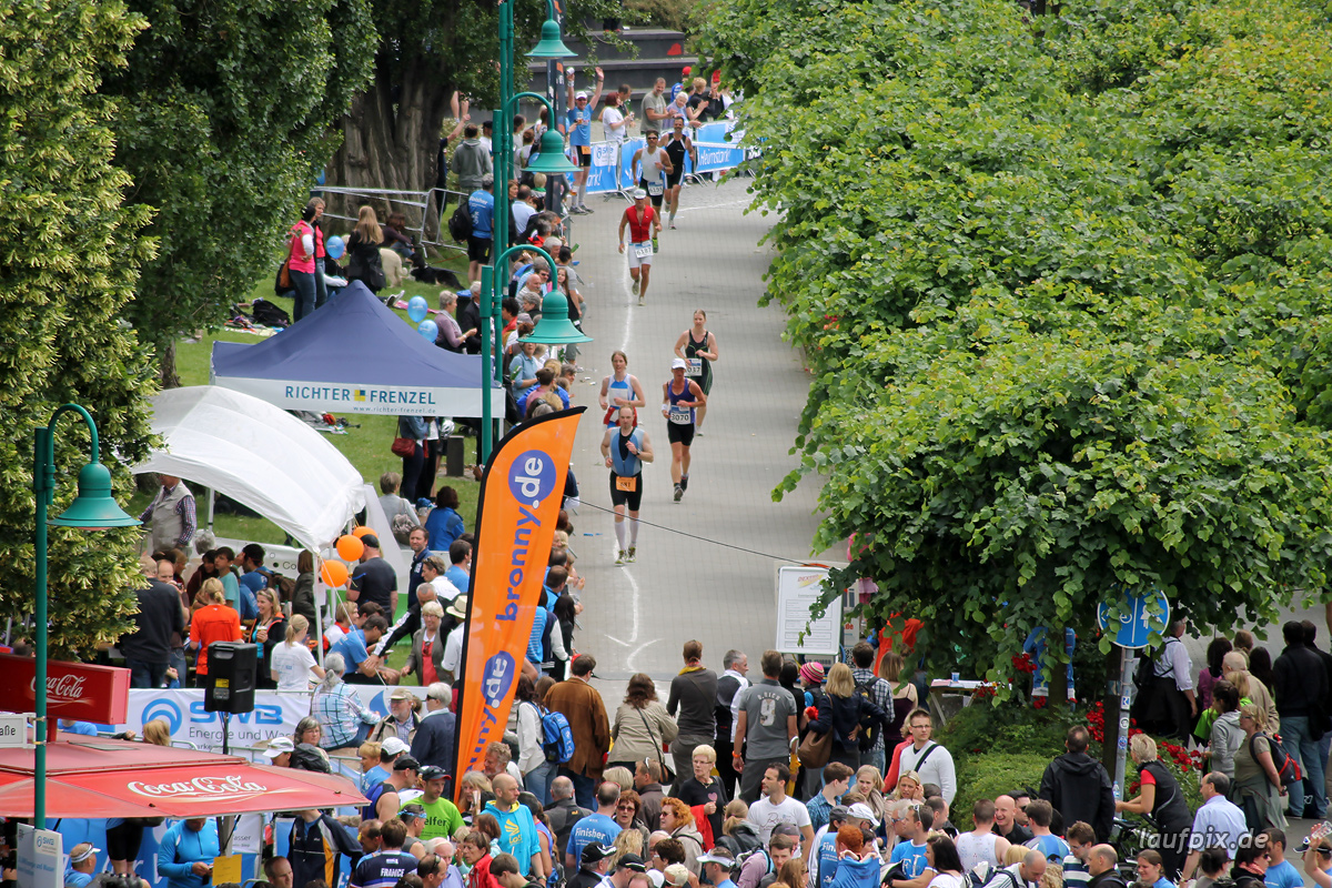 Bonn Triathlon - Run 2012 - 42
