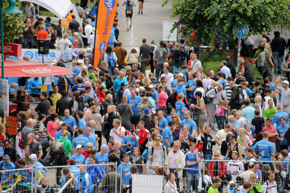 Bonn Triathlon - Run 2012 - 43