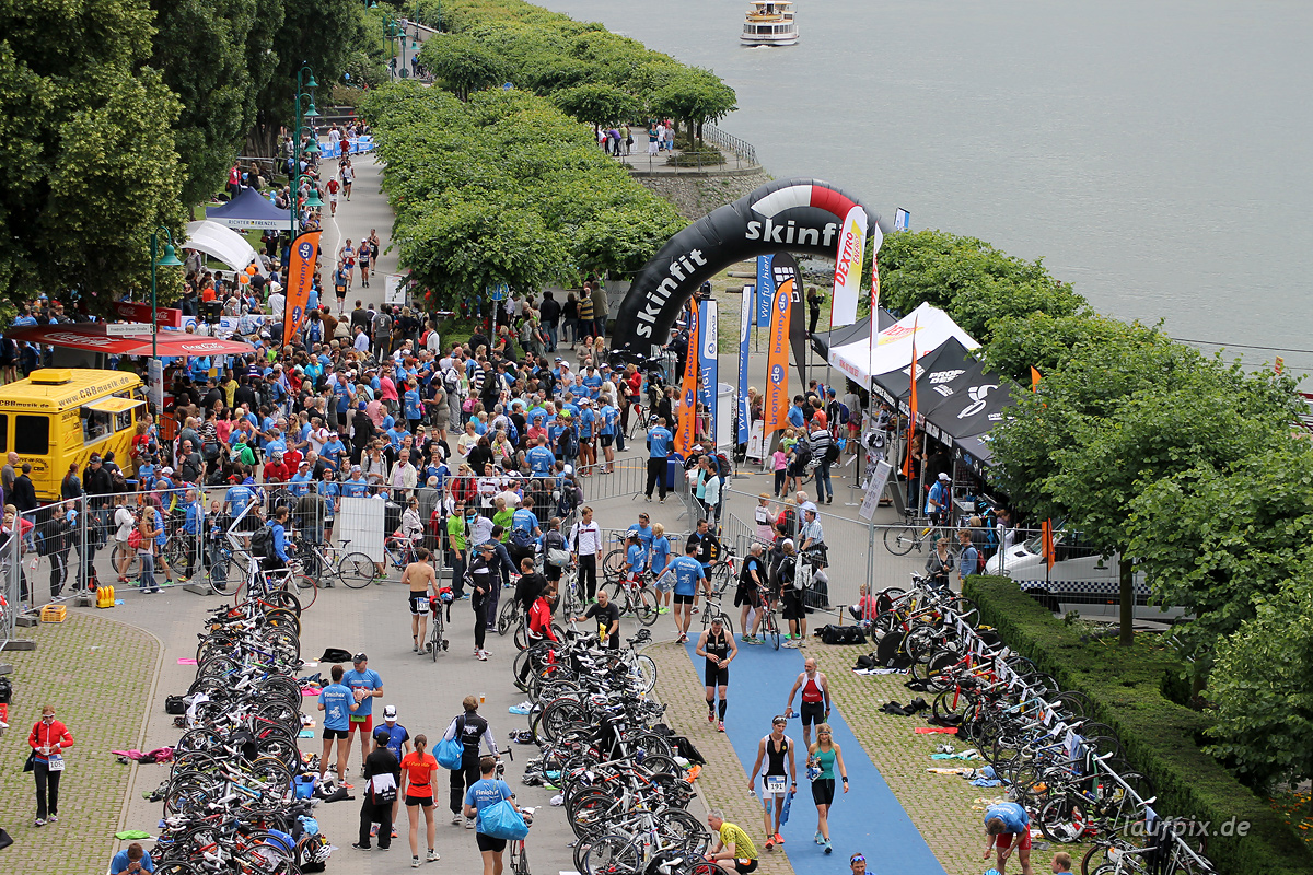 Bonn Triathlon - Run 2012 - 44