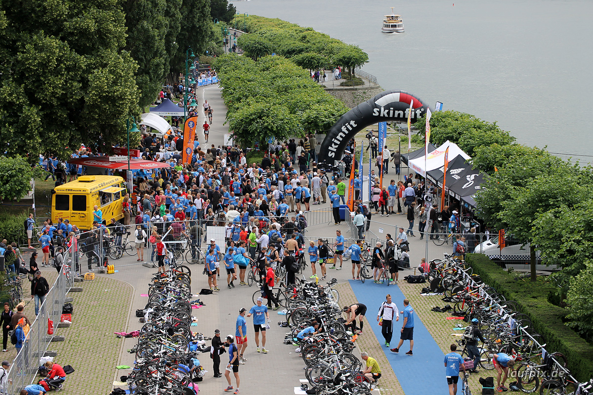 Bonn Triathlon - Run 2012 - 46
