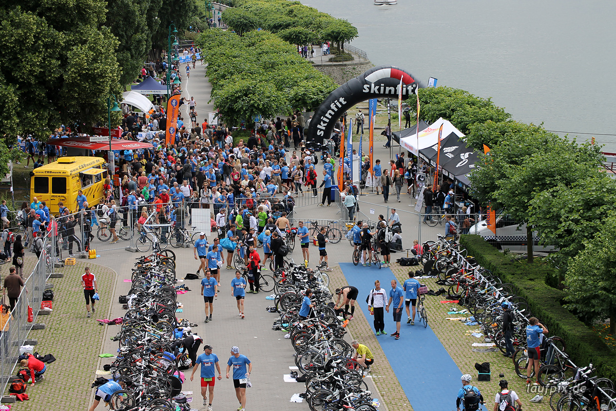 Bonn Triathlon - Run 2012 - 49