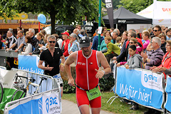Bonn Triathlon - Run 2012 - 1