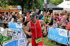 Bonn Triathlon - Run 2012 - 2