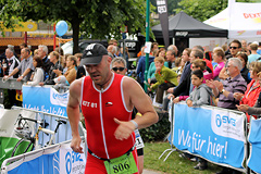 Bonn Triathlon - Run 2012 - 3