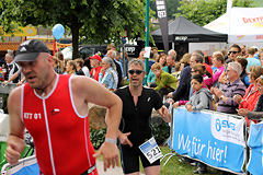Bonn Triathlon - Run 2012 - 4